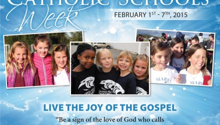 Catholic Schools Week 2015